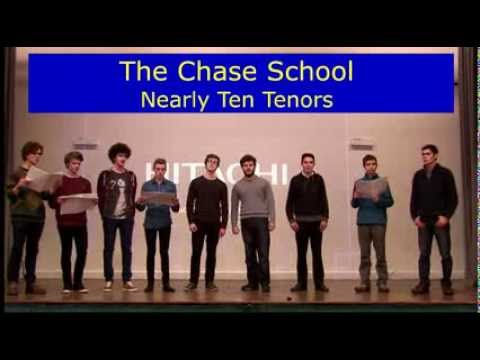 Twelve Days of Christmas or is it?  Performed by The Chase Malvern 6th Form