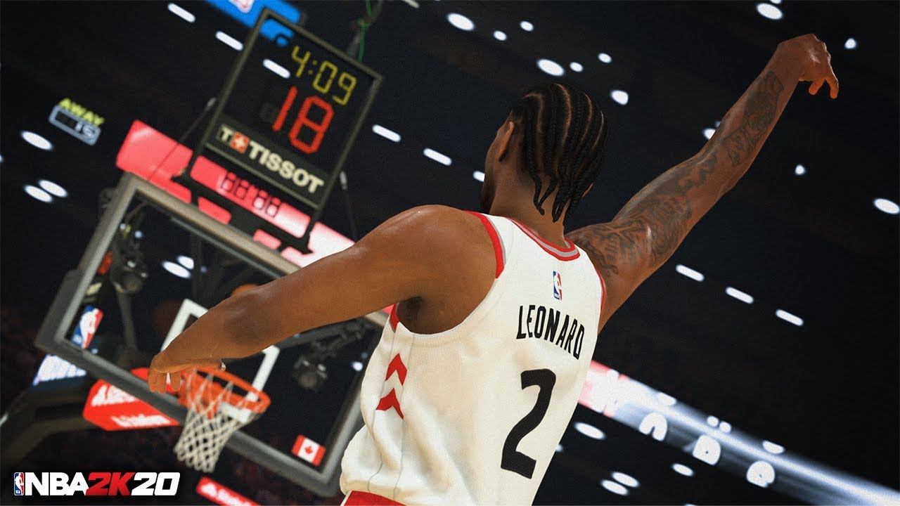 Nba 2k20 Player Ratings And Xbox One Bundles Released In