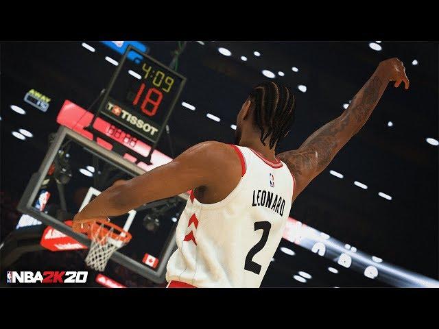 NBA 2K20 (видео)