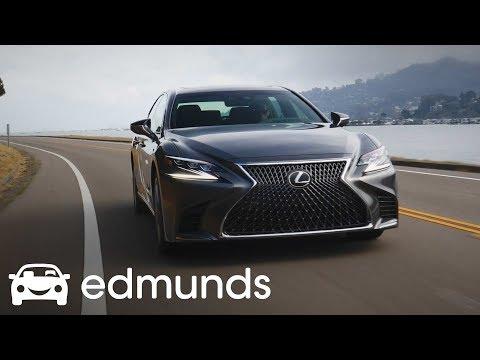 2018 Lexus LS 500 Review   Test Drive   Edmunds