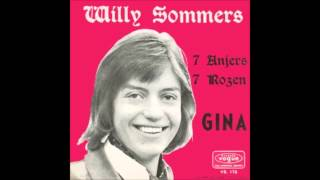 1971 WILLY SOMMERS zeven anjers zeven rozen