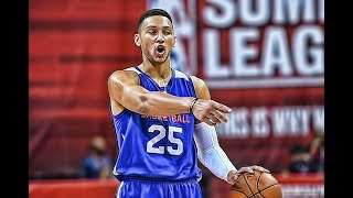 Why 76ers fan's shouldn't be worried about ben simmons foot and trust the process instead