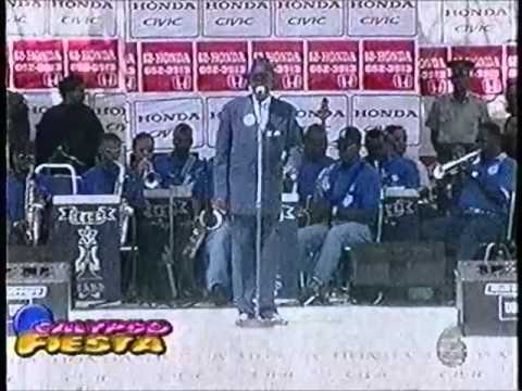 Various Artists Live From Calypso Fiesta 2001
