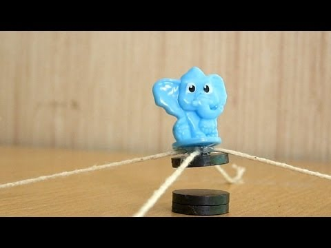 how-to-make-toys-from-magnets---magnet-tricks