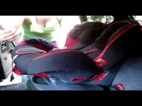 Eternal Shield Sport Star детское автокресло на базе 9-25 кг