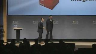 Charles Phillips and Judson Althoff - Welcome and Oracle + Sun: Transforming the Industry