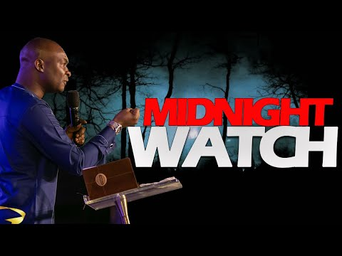 [Video] Midnight Watch By Apostle Joshua Selman Nimmak