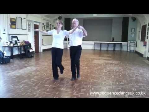 Jacqueline Cha cha Sequence Dance to Music