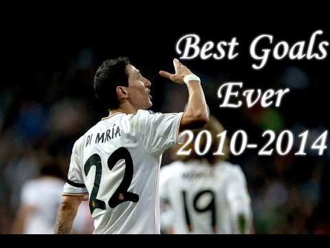 Ángel Di María || Welcome to Man utd || Best Goals Ever || 2010-2014 || HD ||