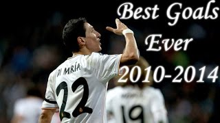 ngel Di Mara  Welcome to Man utd  Best Goals Ever  2010-2014  HD