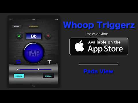 Whoop Triggerz Mobile Tutorial by CDUB