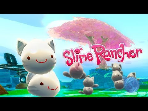 FILLING MOCHI'S MANOR WITH TABBY SLIMES! - 1.2.0 Update - Slime Rancher Full Version Gameplay