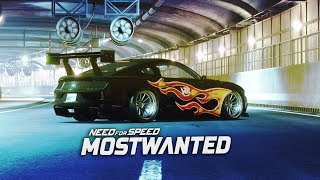 Need for Speed - MostWanted 2019 (Opening Cinematic, Menu)