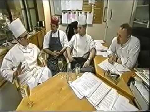 A day in the life of The Savoy kitchen - YouTube