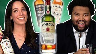 Download Irish People Try Jameson Irish Whiskey