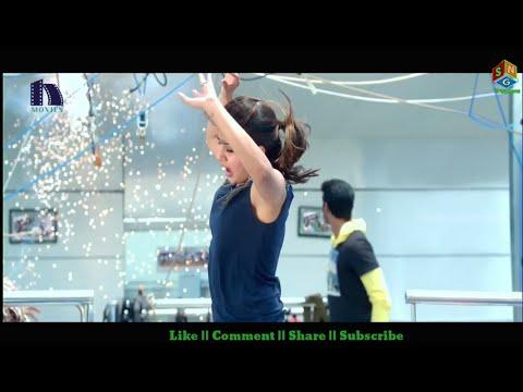 Bina Tere Na Ek Pal Ho Full Video   Mard Ka Badla   Alludu Seenu  Movie Scene