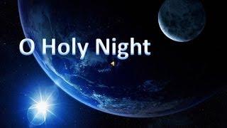O HOLY NIGHT (vocals) Josh Groban