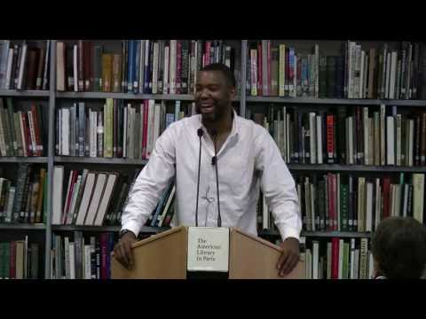 Ta-Nehisi Coates @ The American Library in Paris | 17 July 2013 ...