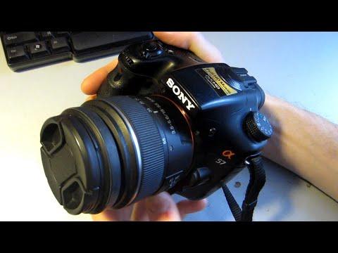 Купил камеру Sony A57. На что снимаю