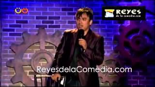 COMEDIANTE JORGE CASANOVA (Comediantes en Guadalajara)