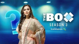 The Box powered by Grameenphone 4G | Season 3 | নুসরাত ফারিয়া