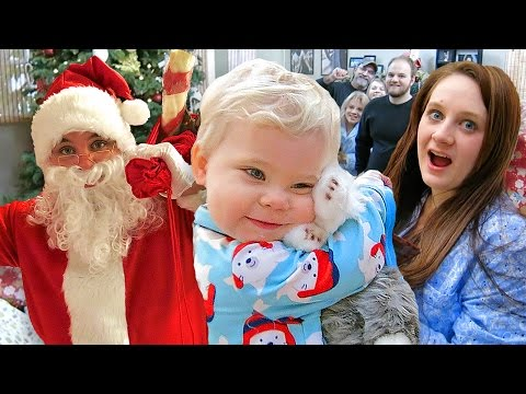 SANTA CAUGHT ON CAMERA! | Daily Bumps Christmas Spectacular