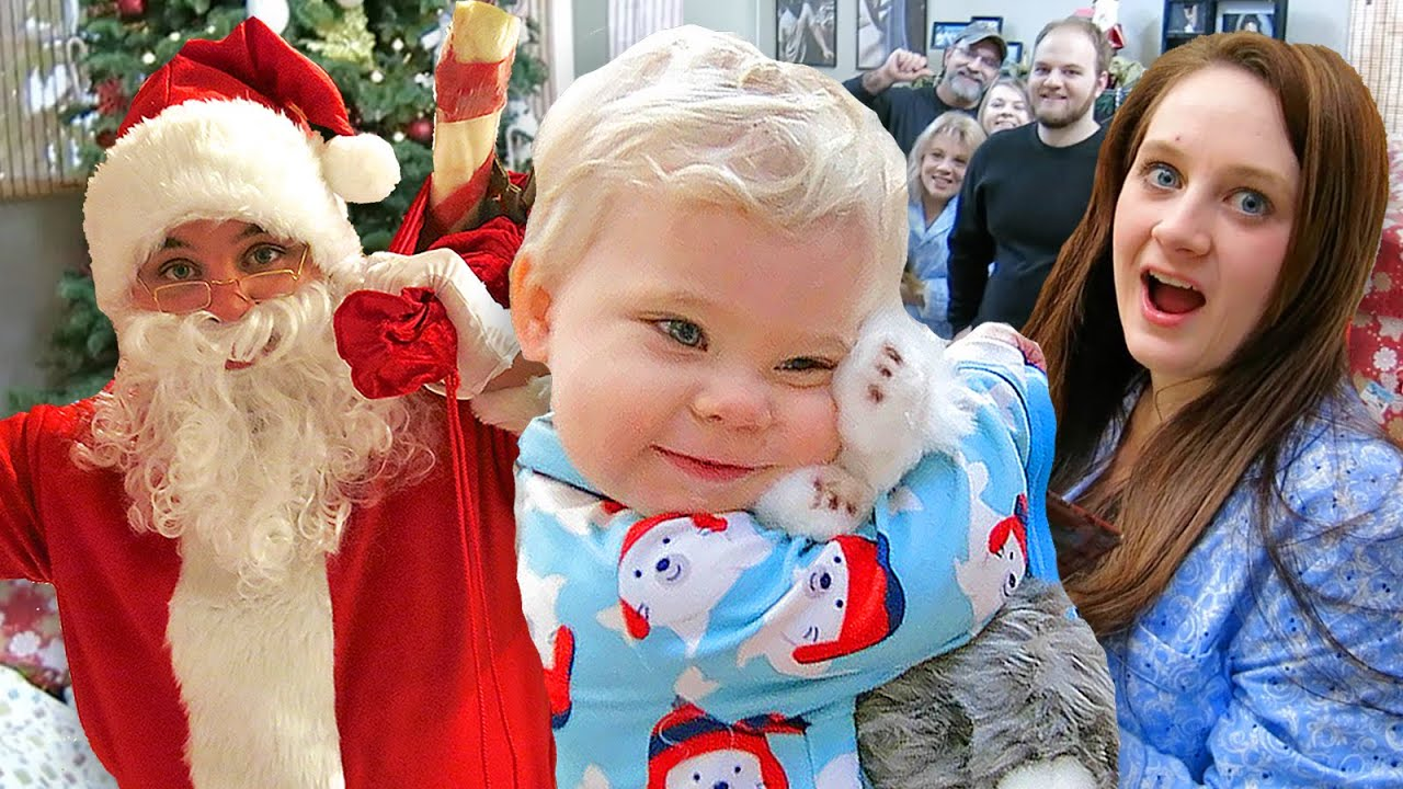 santa caught on camera daily bumps christmas spectacular 2014