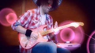 Youri De Groote - Pink Floyd - Comfortably Numb - Solo Impro - Boss GT-100