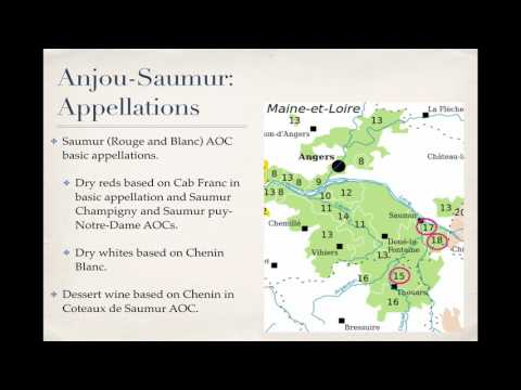 wine article Winecast Loire Valley Part II