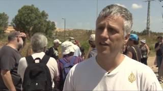 إسرائيليون يتظاهرون رفضاً لشن حرب جديدة على غزة