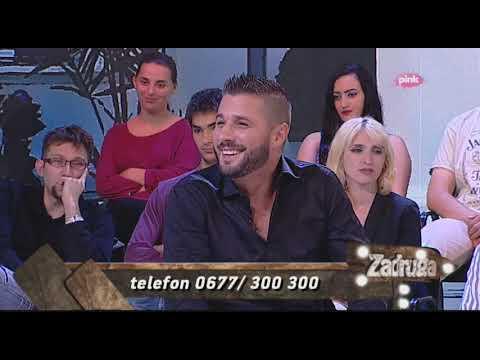 Zadruga, narod pita - Svađa Marka i Miljane - 09.07.2018.