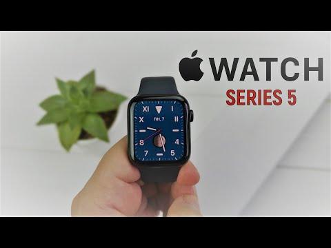 Apple Watch Series 5: честный обзор!