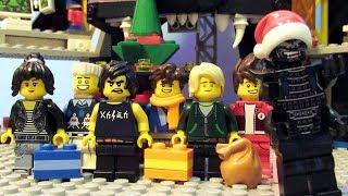 LEGO Ninjago Christmas