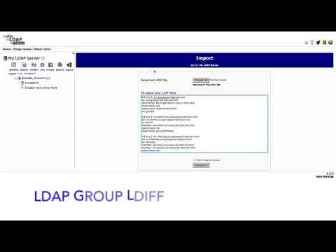how to add ldap  user groups in openldap phpldapadmin