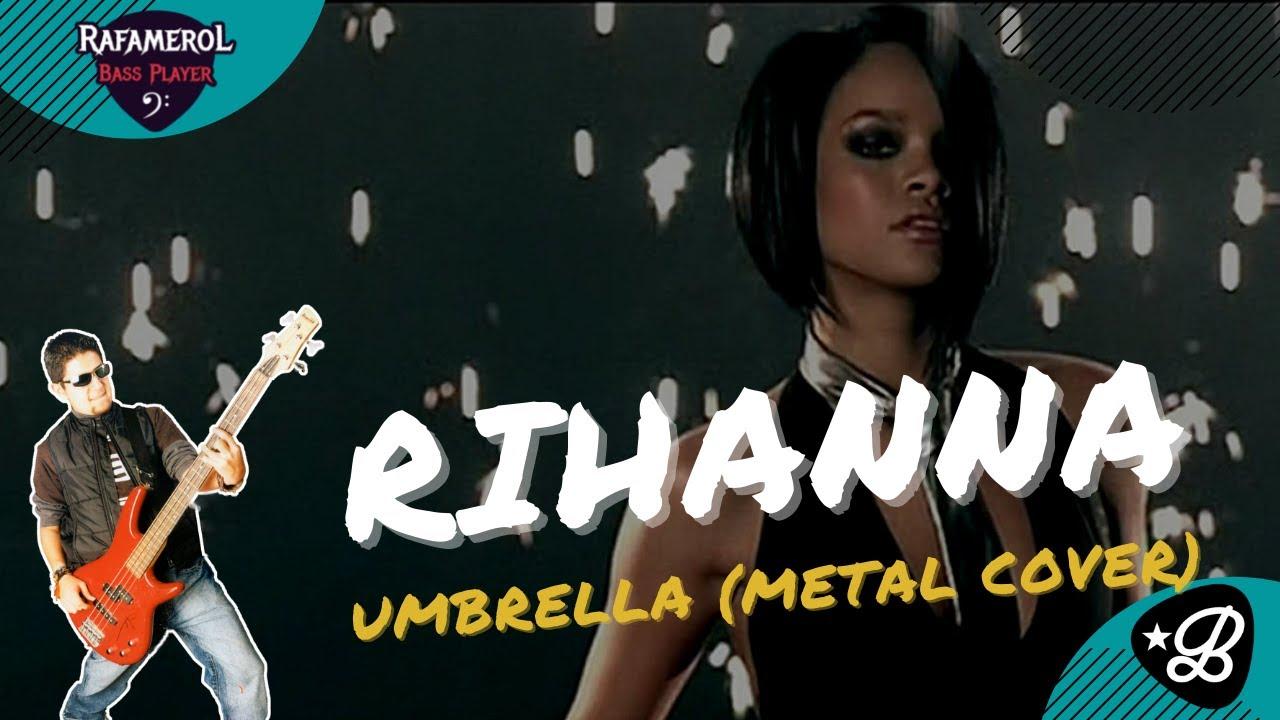 Rihanna - Lillasyster -  Umbrella (Bandhub Metal Cover)