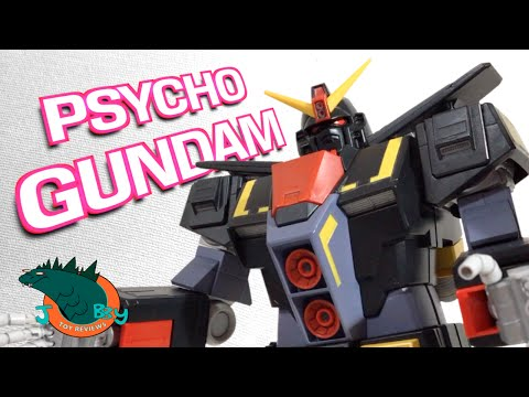 Psycho Gundam High Grade Review