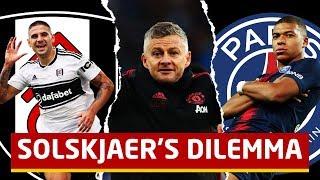 Rest For Fulham/Go For PSG! Solskjaer Dilemma!   Man Utd News