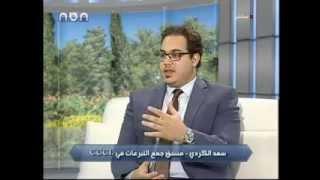 CCCL ABC Shine With Hope Kids Fashion Show NBN Alsabahiya interview Saad El Kurdi, March 19, 2015