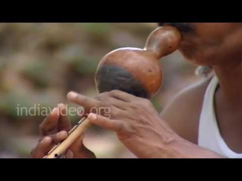Sound Effects Of Snake Charmer's Flute  Music of Makudi