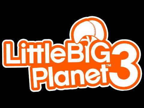 Little Big Planet 3 Soundtrack - Pink Shoelaces