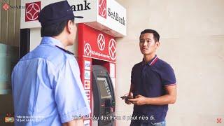 Tiền bị nuốt tại ATM:  Vì sao và cách xử lý