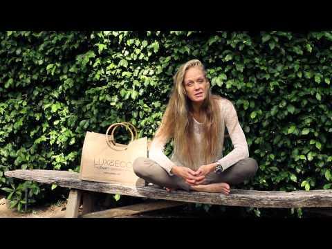 Suzy Amis Cameron talks about Lux & Eco