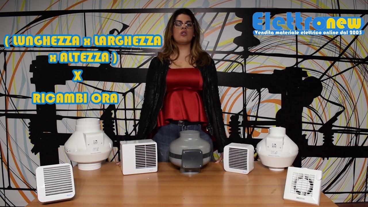 Collegamento elettrico aspiratore vortice aspiratori per bagno