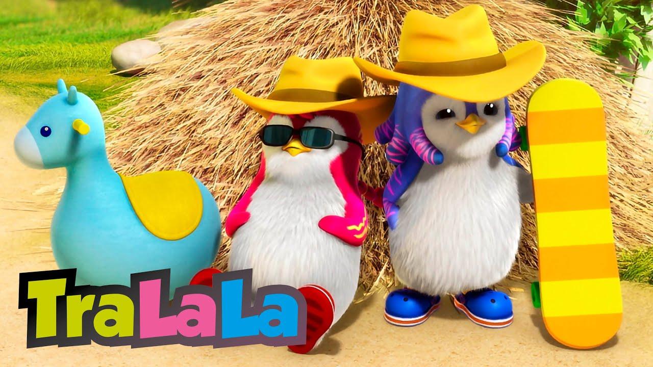 Prietenii pufoși - Cântece pentru copii de grădiniță de la @PufPuf - Cantece pentru copii | TraLaLa