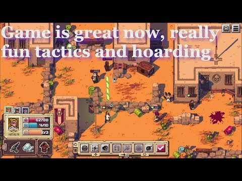 Pathway Gameplay - Huge Patch - They Fixed Combat - Made Game Fun - Turn Based Indiana Jones Pixel