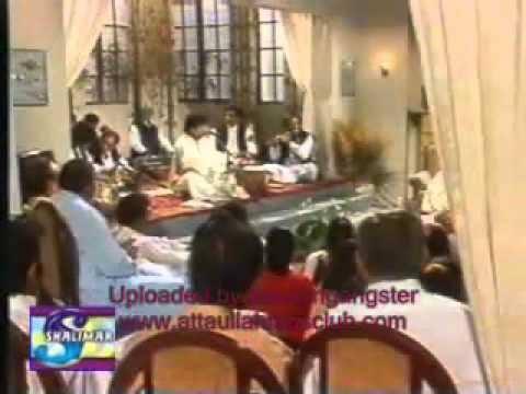 Attaullah Khan Very Sad Song Sade Challe Wala Bhejo YouTube