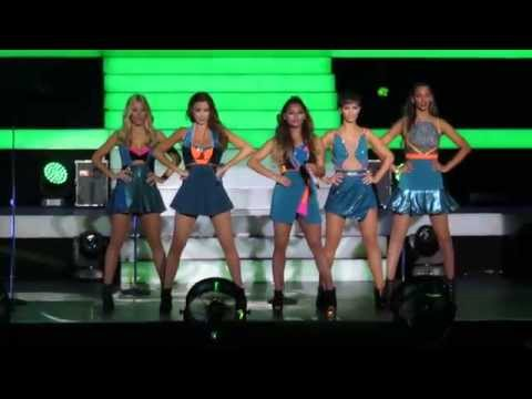 The Saturdays - Ego - at the BIC, Bournemouth on 22/09/2014