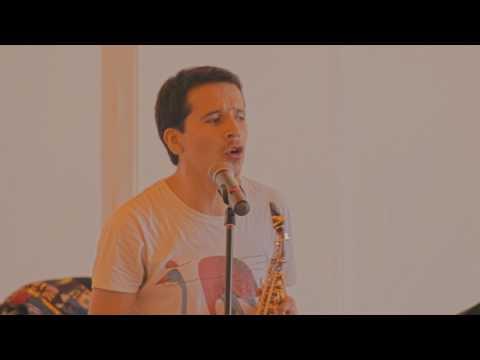 Le groupe de musique Colombienne - Monde Oh Parc 2017