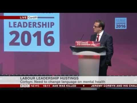 Question Time Special - Owen Smith v Jeremy Corbyn for Labour Leader.