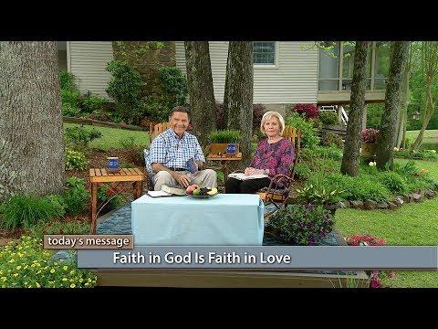 Faith in God Is Faith in Love with Kenneth and Gloria Copeland (Air Date 6-29-17)